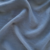 Lightweight Washed Linen - Denim | Blackbird Fabrics