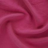 Lightweight Washed Linen - Jam | Blackbird Fabrics