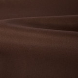 7oz Organic Cotton Twill - Chocolate | Blackbird Fabrics