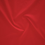 7oz Organic Cotton Twill - Tomato   Blackbird Fabrics
