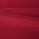 10oz Organic Cotton Duck Canvas - Classic Red | Blackbird Fabrics