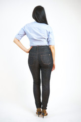 Ginger Skinny Jeans by Closet Core Patterns | Blackbird Fabrics