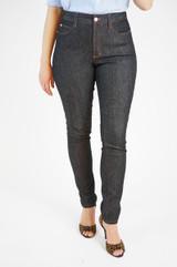 Ginger Skinny Jeans by Closet Case Patterns | Blackbird Fabrics