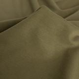 Bamboo & Cotton Stretch Fleece - Light Olive | Blackbird Fabrics