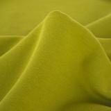 Bamboo & Cotton Stretch Fleece - Lime | Blackbird Fabrics