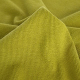 Bamboo & Cotton 2x2 Ribbing - Lime | Blackbird Fabrics