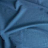 Bamboo Cotton French Terry - Blue Jean | Blackbird Fabrics
