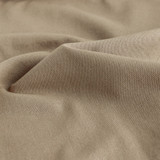 Hemp & Organic Cotton Canvas - Sand | Blackbird Fabrics
