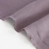 6.5oz Linen - Wisteria | Blackbird Fabrics