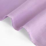 6.5oz Linen - Lilac | Blackbird Fabrics