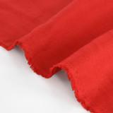 6.5oz Linen - Paprika | Blackbird Fabrics