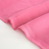 6.5oz Linen - Candy Pink | Blackbird Fabrics