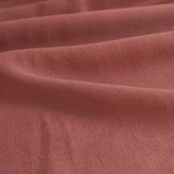 Textured Tencel Viscose - Rosewood | Blackbird Fabrics