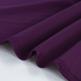 Nylon Swim Tricot - Plum | Blackbird Fabrics