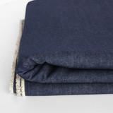 8oz Non-Stretch Denim - Dark Indigo | Blackbird Fabrics