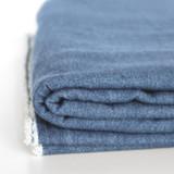 8oz Non-Stretch Bleached Denim - Medium Indigo | Blackbird Fabrics