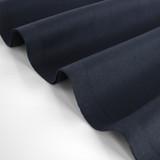 8.5oz Cotton Chino Twill - Navy | Blackbird Fabrics