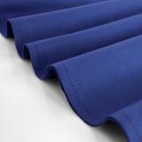 8.5oz Cotton Chino Twill - Classic Blue | Blackbird Fabrics