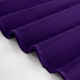 8.5oz Cotton Chino Twill - Violet | Blackbird Fabrics