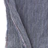 Striped Linen Gauze - Indigo | Blackbird Fabrics