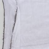 Linen Gauze - White | Blackbird Fabrics