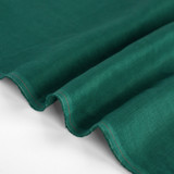 5.5oz Softened Linen - Spruce | Blackbird Fabrics