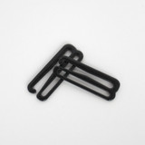 Metal G-Hook - Black | Blackbird Fabrics