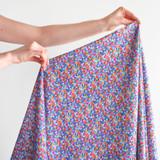 Blueberry Blooms Cotton Lawn - Multi | Blackbird Fabrics