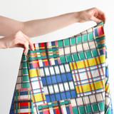 Maderia Cube Cotton Lawn - Multi | Blackbird Fabrics