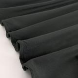 Tencel Jersey Knit - Charcoal | Blackbird Fabrics