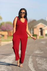 Naomi Dress & Jumpsuit | Blackbird Fabrics