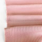 Medium Weight Bamboo Rib Knit - Dusty Petal   Blackbird Fabrics