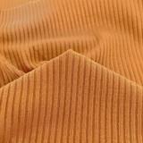 Medium Weight Bamboo Rib Knit - Pale Ochre | Blackbird Fabrics