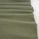 Cotton Modal Jersey Knit - Light Olive | Blackbird Fabrics