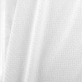 Honeycomb Cotton Eyelet - White | Blackbird Fabrics