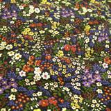 Floral Fest Viscose Crepe - Multi | Blackbird Fabrics