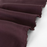 6oz Tencel Twill - Mulberry | Blackbird Fabrics