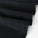6oz Tencel Twill - Black |Blackbird Fabrics
