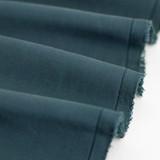 6oz Tencel Twill - Petrol | Blackbird Fabrics