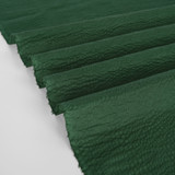 Japanese Crinkle Cotton - Forest   Blackbird Fabrics