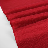 Japanese Crinkle Cotton - Crimson   Blackbird Fabrics