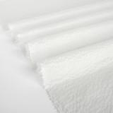 Japanese Crinkle Cotton - White   Blackbird Fabrics