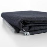 8oz S-Gene Stretch Denim - Dark Indigo   Blackbird Fabrics