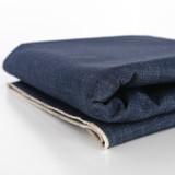 10.25oz Italian Non-Stretch Denim - Indigo | Blackbird Fabrics