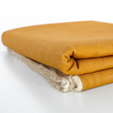 9.75oz Non-Stretch Denim - Golden   Blackbird Fabrics