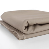 10oz Organic Cotton Duck Canvas - Pebble | Blackbird Fabrics