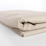 10oz Organic Cotton Duck Canvas - Natural   Blackbird Fabrics