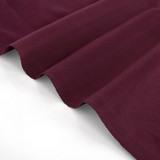 10oz Organic Cotton Duck Canvas - Malbec | Blackbird Fabrics