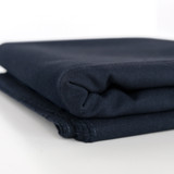 10oz Organic Cotton Duck Canvas - Navy | Blackbird Fabrics