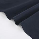 10oz Organic Cotton Duck Canvas - Navy | Blackbird Fabrics